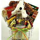 Just for Kids Toys and Sweets Gift Basket