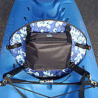 Tall Back Hawaiian Molded Foam Kayak Seat