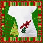 Do Not Open Christmas Maternity T-Shirt