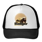 Honey Badger Trucker Hat