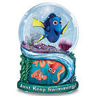 Pixar's Just Keep Swimming Glitter Globe
