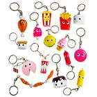 Yummy World Keychain
