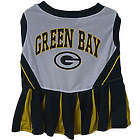 Green Bay Packers Pet Cheerleader Dress