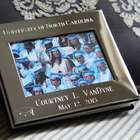 Personalized Graduation Photo Album in Silver