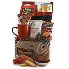 Coffee Rush Gift Basket