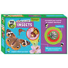 Look and Learn Insects Guide with Jar