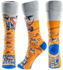 Grand Theft Otter Socks