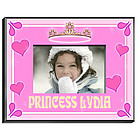 Personalized Princess Picture Frame