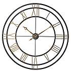 Wrought Iron Lehman Wall Clock