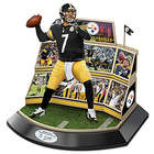 Legends of the Game Ben Roethlisberger Steelers Sculpture