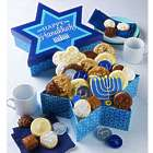 Hanukkah Treats in Star of David Gift Box