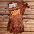 Personalized Handmade Leather Grilling Glove