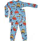 Children's Pete the Cat Blue Pajamas