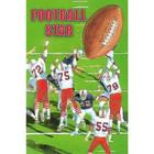 Football Star Personalized Book