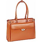 Italian Leather Ladies Briefcase
