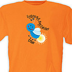 Personalized Lightning Bug Catcher T-Shirt