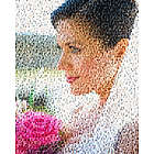 Personalized Photo Mosaic Collage with 20x30 Print
