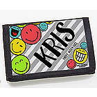 Personalized SmileyWorld Wallet