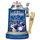 Kansas City Royals 2015 American League Champions Porcelain Stein