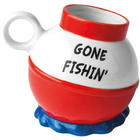 Gone Fishin' Bobber Mug