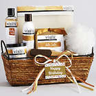 Happy Birthday! Relax and Pamper Spa Gift Basket
