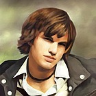 Ashton Kutcher Limited Edition Fine Art Print