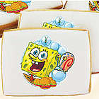 One Dozen Spongebob Big Bubble Cookies
