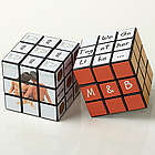 We Go Together Like - Personalized Photo Rubik's Cube
