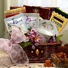 Tea Enlightenment Gift Basket
