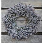 Handcrafted Dried Lavender Wreath