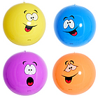 Silly Face Ball Inflate