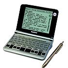 Handheld Unabridged Electronic Dictionary