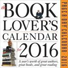 2016 Book Lover's Page-a-Day Calendar