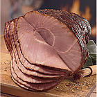 Honey Glazed Spiral Sliced Ham 7-9-lbs