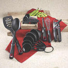 16 Piece Kitchen Tool and Utensil Set