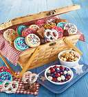 Cookies and Treat Picnic Gift Basket