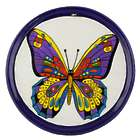 Free Butterfly Ceramic Decorative Plate