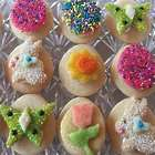 Sugar Crisp Easter Egg Sandwich Cookies