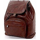 Florentina Italian Leather Backpack