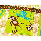 Monkeyin' Around Birthday Banner