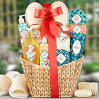 Relax and Pamper Gift Basket
