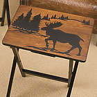 Wilderness TV Tray Set