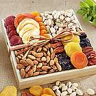 Fruitful Harvest Dried Fruit and Nut Crate