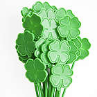 Shamrock Drink Stirrers