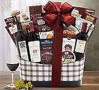 Napa and Sonoma Cabernet Trio Gift Basket