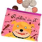 Rollin' In It Coin Purse