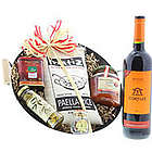 Spanish Paella and Rioja Wine Gift Set