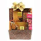 Godiva Sampler Gift Basket