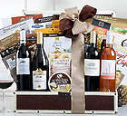 California Wine Trunk Gift Basket