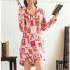Trashy Novels Flannel Nightshirt